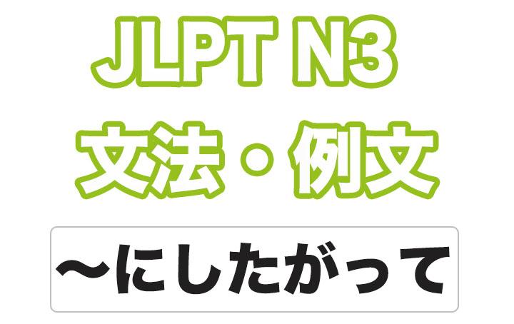 日本語文型:〜にしたがって