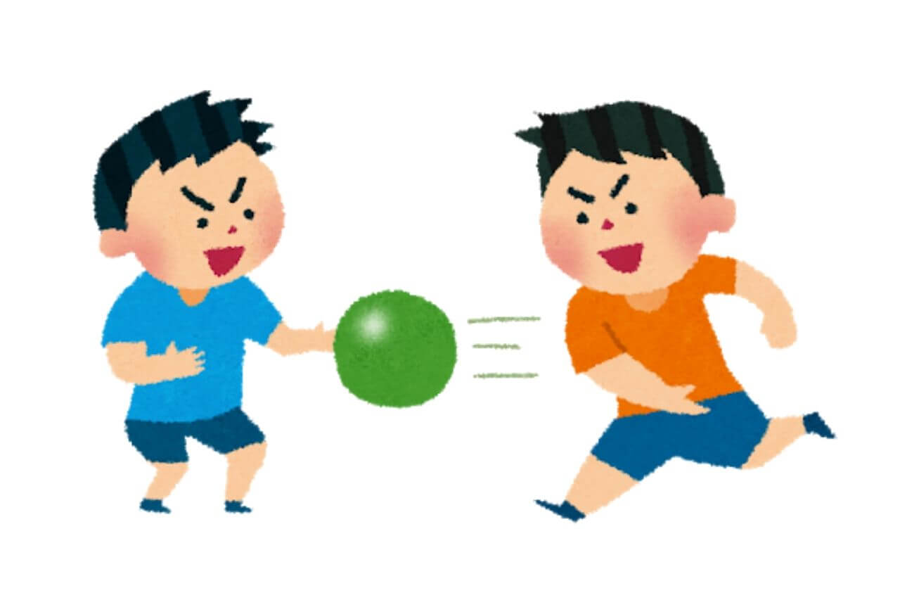 【日本語ゲーム】Q&Aキャッチボール