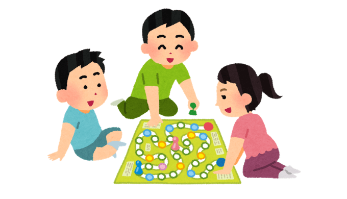 【日本語ゲーム】助数詞すごろく