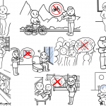 【JLPT N5】文法・例文:〜ないでください