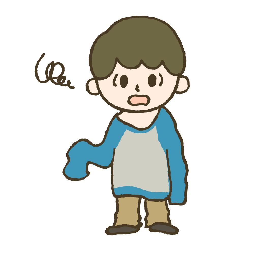 【オノマトペ】ブカブカの意味と例文