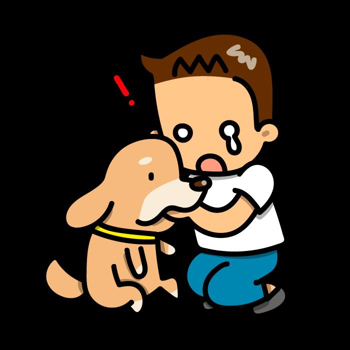 【故事・ことわざ】飼い犬に手を噛まれる