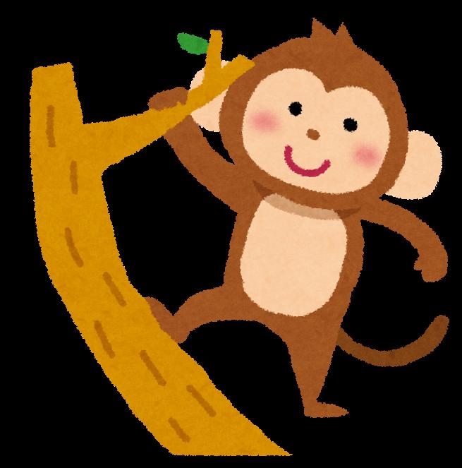 【オノマトペ】ウキーの意味と例文