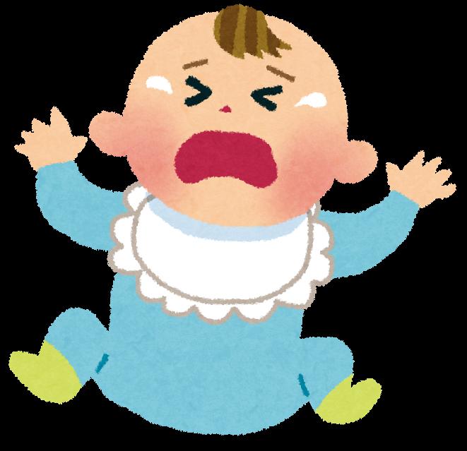 【オノマトペ】オギャーオギャーの意味と例文