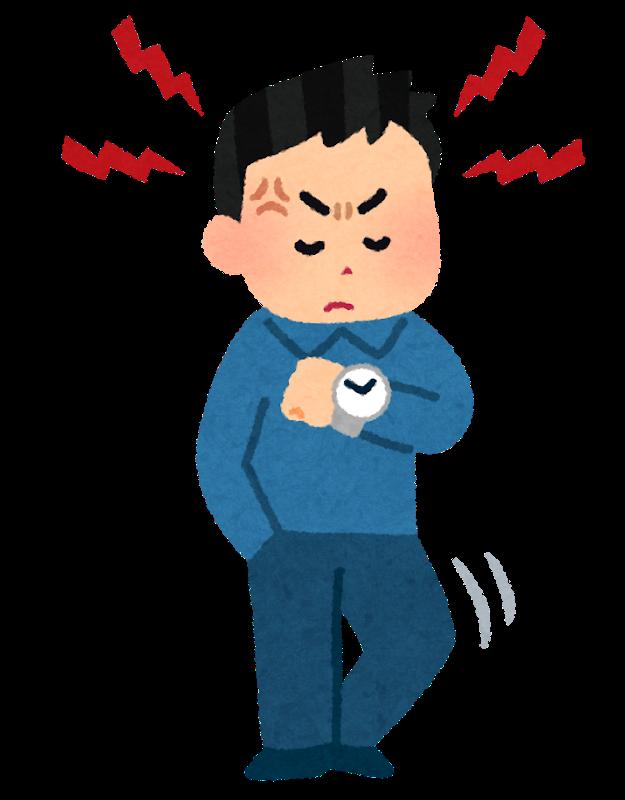 【オノマトペ】イライラの意味と例文