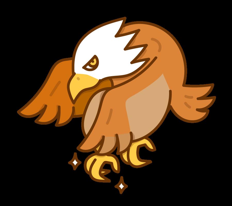 【故事・ことわざ】能ある鷹は爪を隠す(のうあるたかはつめをかくす)