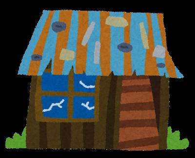 【オノマトペ】ボロボロの意味と例文