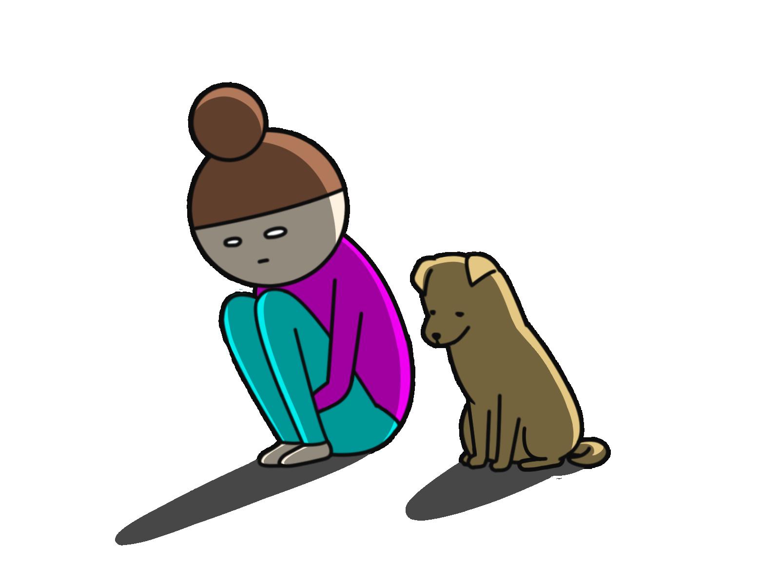 【オノマトペ】いじいじの意味と例文