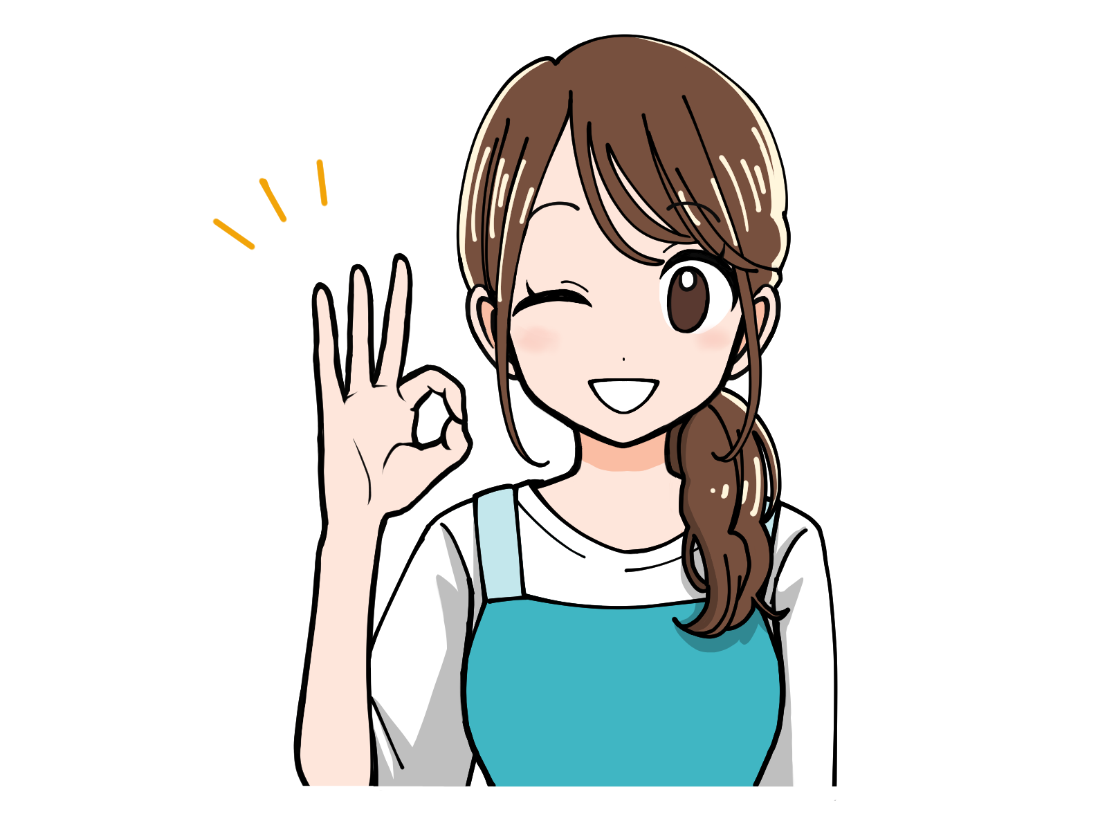 【オノマトペ】ばっちりの意味と例文