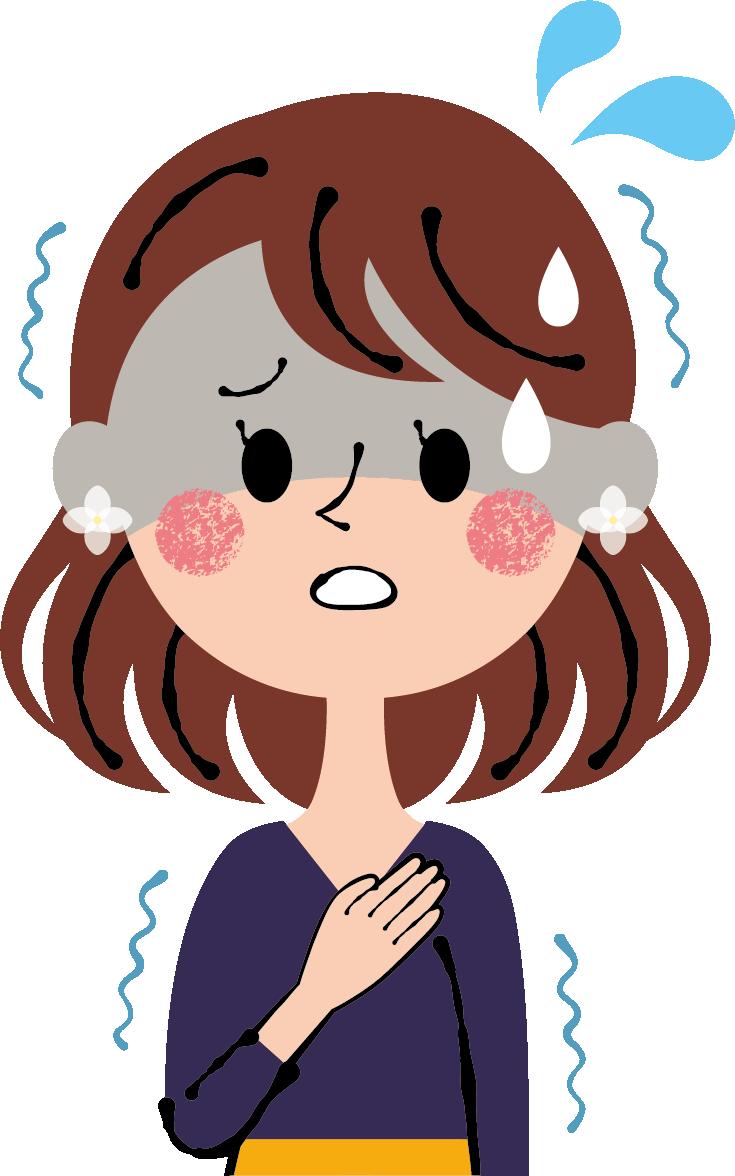 【オノマトペ】がくがくの意味と例文