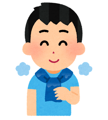 【オノマトペ】ひんやりの意味と例文