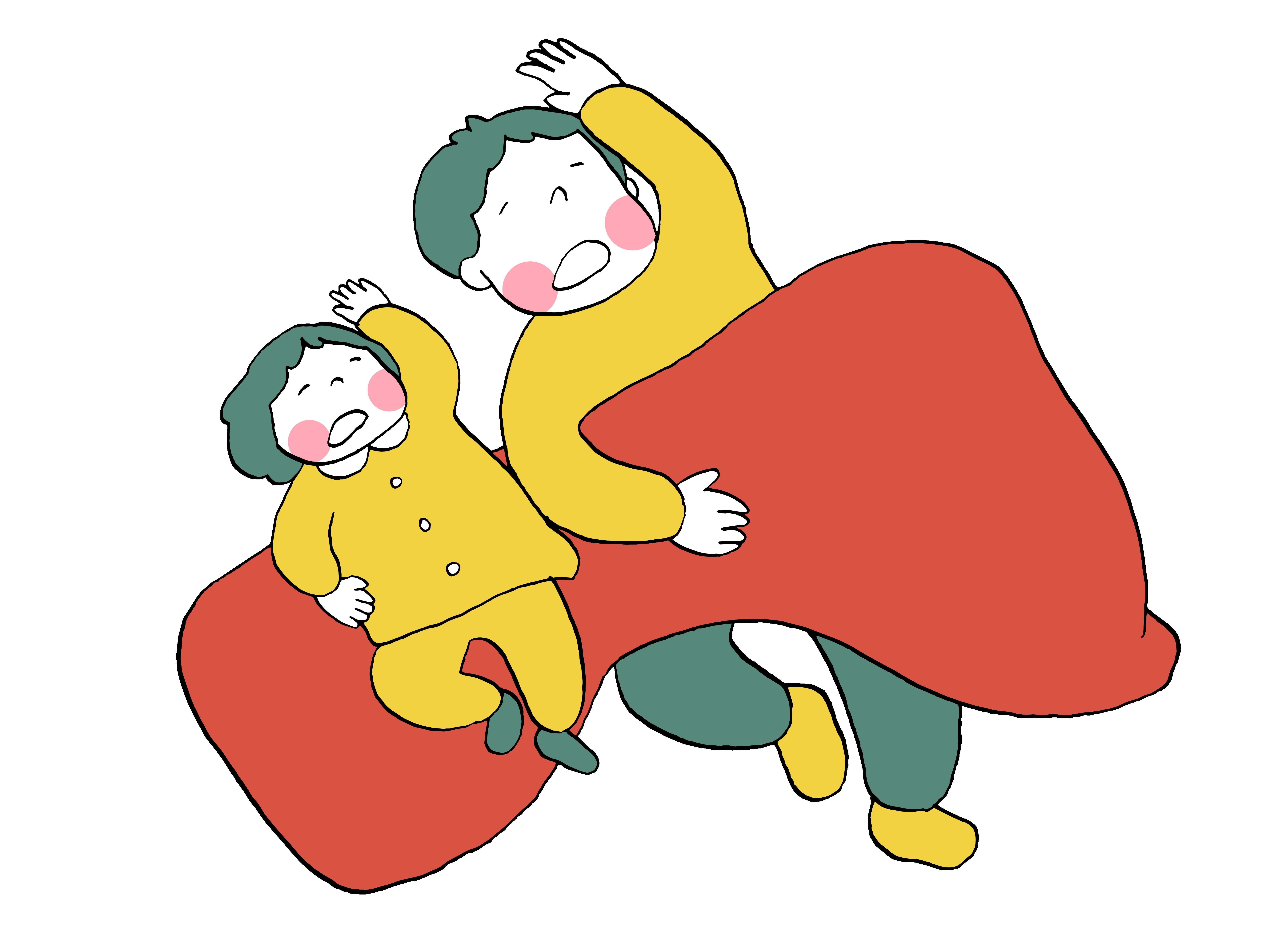 【オノマトペ】そっくりの意味と例文