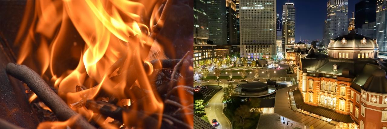 【漢字】「火」と「灯」の違い・使い分け
