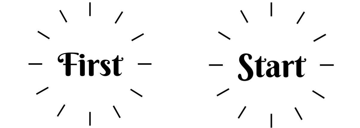 【漢字】「初め」と「始め」の違い・使い分け